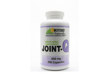 Westcoast Naturals in Richmond: Joint Q Complete Formula 850 mg 200 caps
