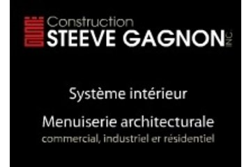 Construction Steeve Gagnon Inc