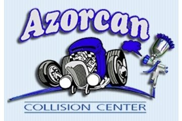 Azorcan Collision Center in Terrace