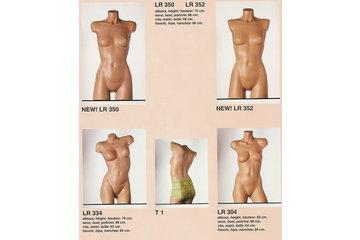 Groupe WMF Inc à Anjou: bustes