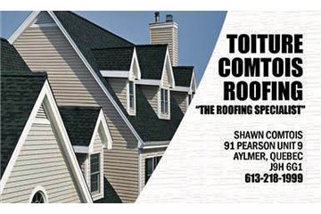 Toiture Comtois Roofing