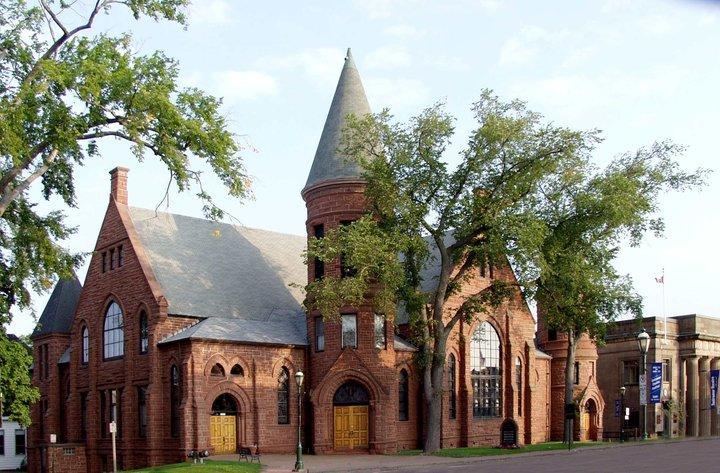 First Baptist Church Amherst Amherst Ns Ourbis