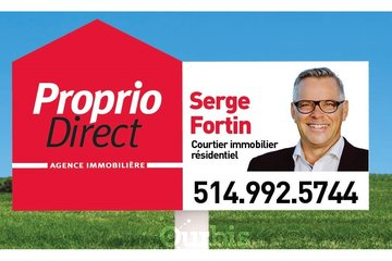 Serge Fortin - Courtier Immobilier Résidentiel à St-Bruno-De-Montarville: Serge Fortin - Courtier Immobilier Résidentiel (Proprio Direct) - St-Bruno