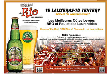 Restaurant Le Rio Bar - Terrasse