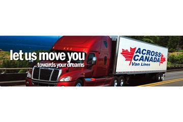 Across Canada Van Lines in Vancouver