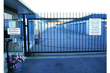 Penticton Self Storage in Penticton: Computerized access gate