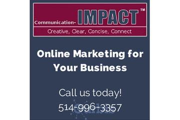 New Horizons Consulting - Communication-IMPACT à Montréal: Online Marketing for Your Business