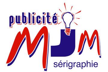 Publicite M J M Serigraphie in Jonquière