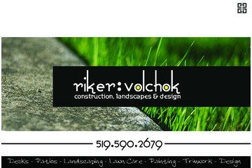 riker:volchok Construction, Landscapes & Design