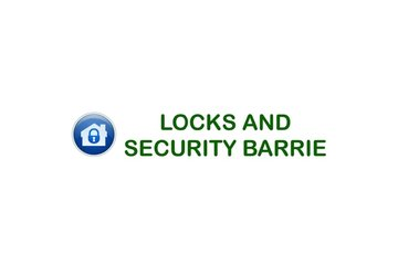 Locks And Security Barrie