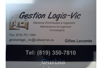 Gestion Logis-Vic