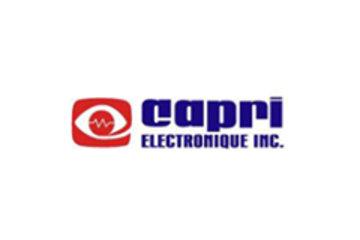 Capri Electronique Inc in Montréal: logo de l'entreprise