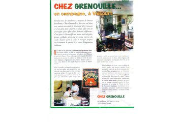 Restaurant Chez Grenouille en Campagne