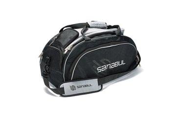 Sanabul Canada in BURNABY: Hybrid Gym Bag – Silver