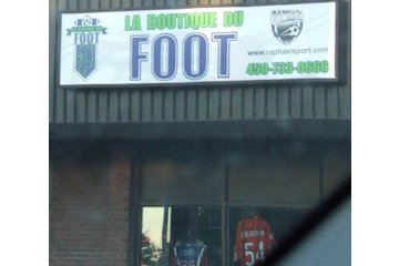 La boutique du foot