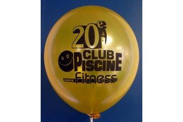 Impression de Ballons - Atelier Printex à Trois-Rivières-Ouest: Ballon Promotionnel