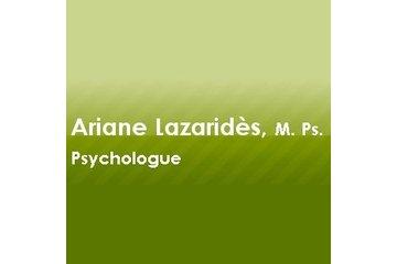 Ariane Lazaridès, Ph. D., psychologue