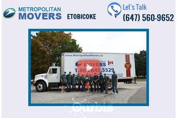 Metropolitan Movers Etobicoke