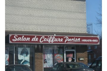 Parisa Salon à Brossard