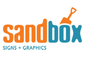 Sandbox Signs & Graphics in Burnaby: Sandbox Signs & Graphics