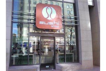Sushi Shop Mcgill College à Montréal