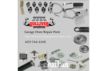 Garage Door Repair Calgary in Calgary