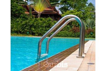Piscine Tessier à Lourdes-de-Joliette: Réparation de piscine creusée