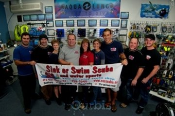 Sink Or Swim Scuba & Water Sports in Nanaimo: staff