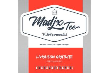 Madjx Tee - T-shirt Personnalisé