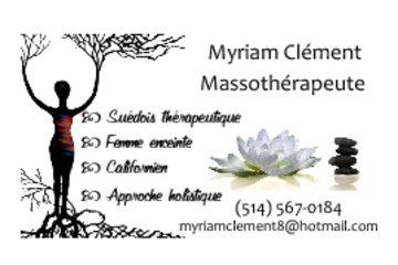 Massothérapie Myriam Clément