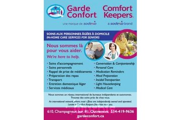 Garde Confort / Comfort Keepers