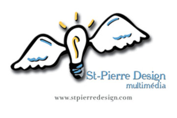 St-Pierre Design multimédia