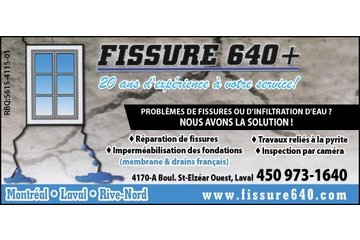 Fissure 640 in Laval