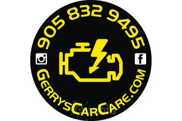Gerry's Car Care Centre Ltd