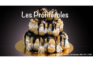 Crémerie Des Moulins in Terrebonne: Gâteau profitéroles