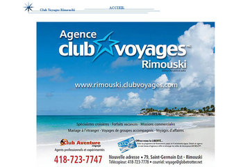 Agence Club Voyages Rimouski
