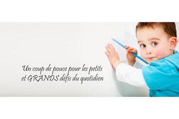 Ergothérapie pour enfants Marie-Pierre Verdon à Mont-Saint-Hilaire