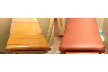 Fibrenew Levis in Lévis: medical exam table vinyl restoration