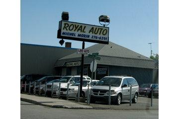 Garage Royal Auto à Trois-Rivières