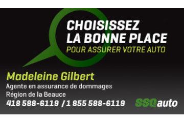 Madeleine Gilbert, agente en assurance de dommages affiliée à SSQauto