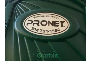 Service Sanitaire Pronet inc