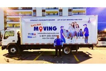 Let's Get Moving à NORTH YORK