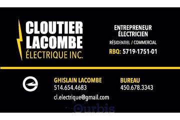 Cloutier Lacombe Électrique Inc.