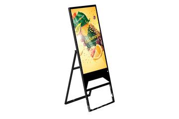 Trykx Expérience Inc. à Repentigny,: portable kiosk lcd touchscreen
