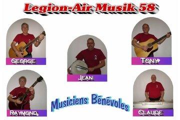 Legion Royale Canadienne - Filiale Pointe-Gatineau 58 à Gatineau: nos musiciens du vendredi (bénévoles)