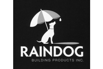 Raindog Building Products Inc in Surrey: Raindog logo