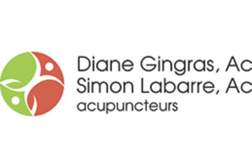 Acupuncture Gingras - Diane Gingras Ac & Simon Labarre Ac, Acupuncteurs in Saint-Bruno-de-Montarville: Acupuncture Saint-Bruno - Acupuncteurs Diane Gingras Ac et Simon Labarre Ac -(450) 461-0363