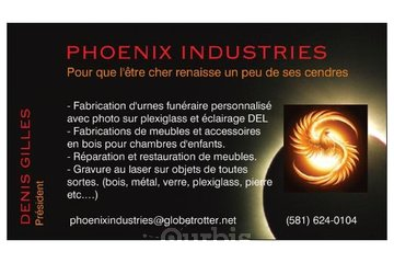 PHOENIX INDUSTRIES à Pointe-au-Père: PHOENIX INDUSTRIES