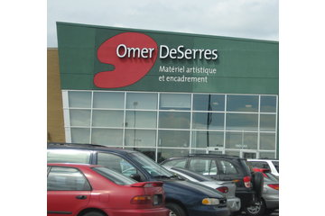 Omer Deserres in Montréal