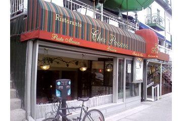 Chez Paesano à Montréal